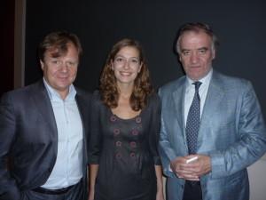 with Igor Butman and Valery Gergiev